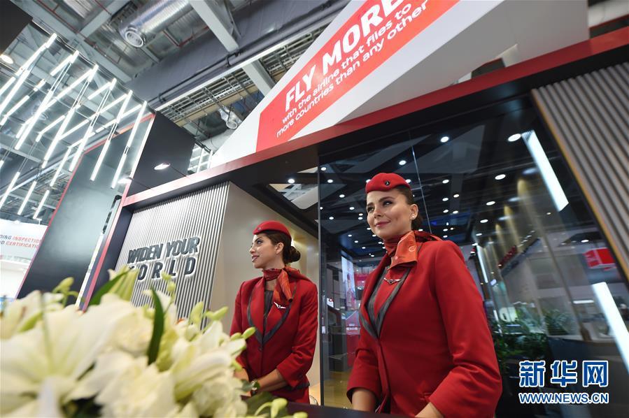 (新华全媒头条·图文互动)(2)共襄盛举 共享未来——与会人士热议习近平主席在第二届中国国际进口博览会上的主旨演讲